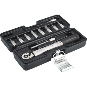 Red Cycling Products PRO Torque Wrench 1/4 2-24Nm inkl. Bits